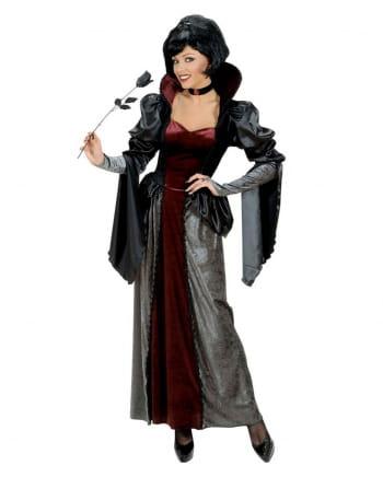 Finstere Vampir Gräfin Kostüm Deluxe