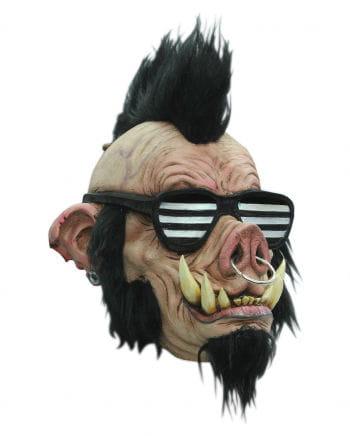 Maske Wildschwein Punk