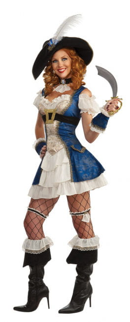 Freebooter Ladies Costume