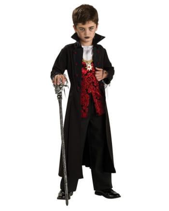 Graf Dracula Kinderkostüm M