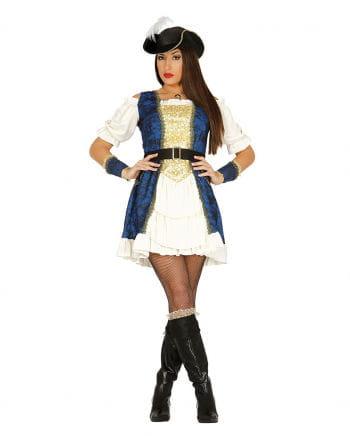 Rassige Piratin Kostümkleid