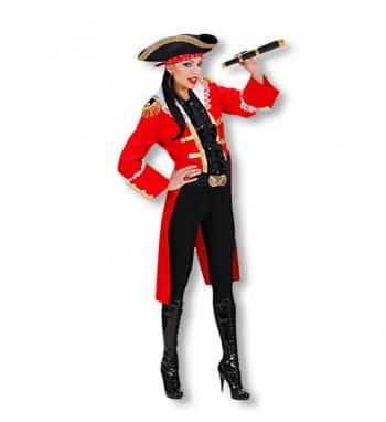 Edle Piraten Kapitänin