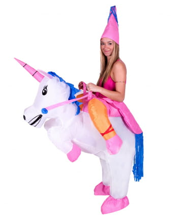 Unicorn Inflation Costume