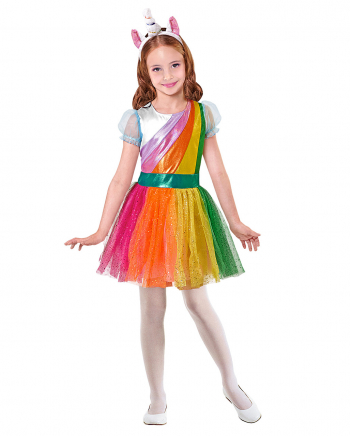 Einhorn Kostüm für Mädchen