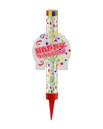 Happy Birthday Eisfontäne