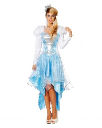 Frauen Kostüm Eiskönigin