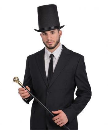 Elegant High Top Hat Black