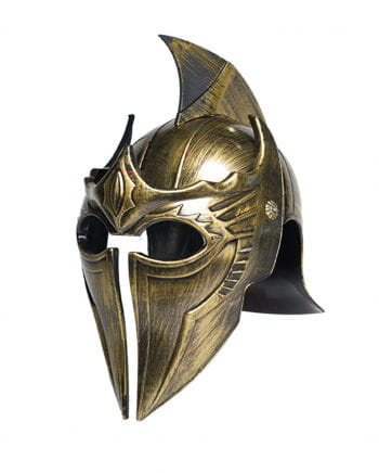 Elven Warrior Helmet Gold