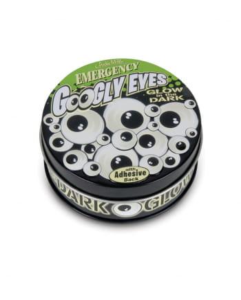 Adhesive Bright Googly Eyes