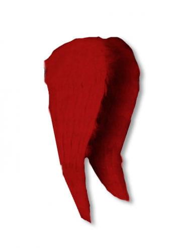 Angel wings red 82 x 72cm