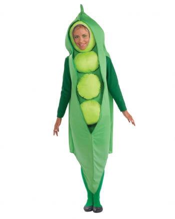 Unisex Kostüm Erbse