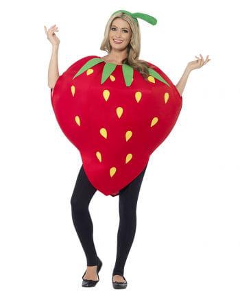 Unisex Erdbeer Kostüm