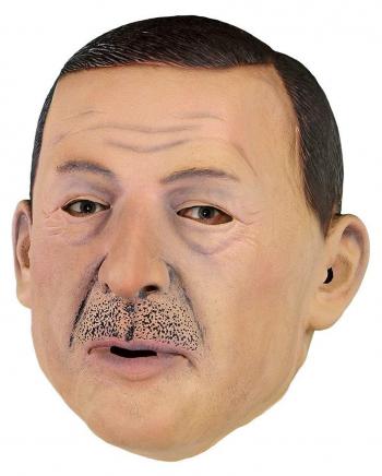 Erdogan Politician Latex Mask
