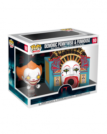 ES 2 Demonic Pennywise & Funhouse Funko POP! Set