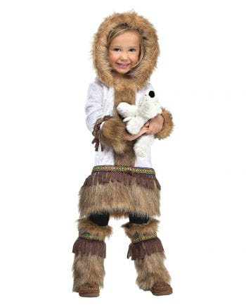 Süßes Eskimo Kostüm