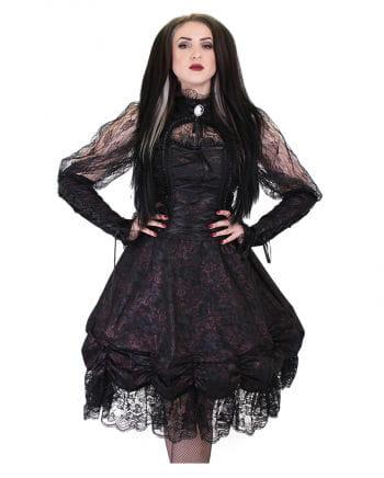 Gothic lace skirt Esme
