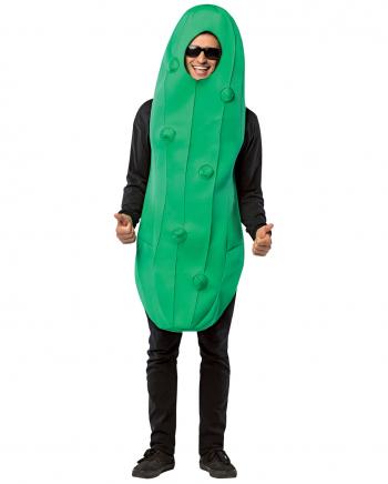 Essiggurke Kostüm für Erwachsene