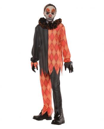 Kinderkostüm Evil Clown