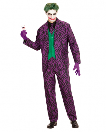 Evil Joker Herrenkostüm