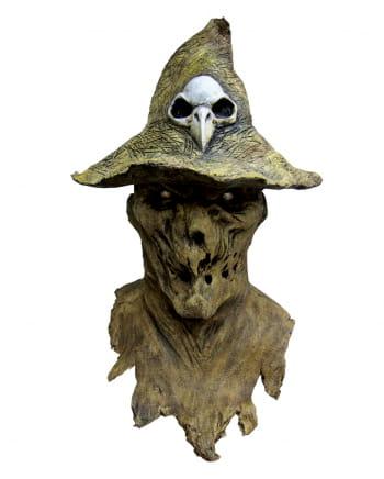 Evil Scarecrow Latexmaske