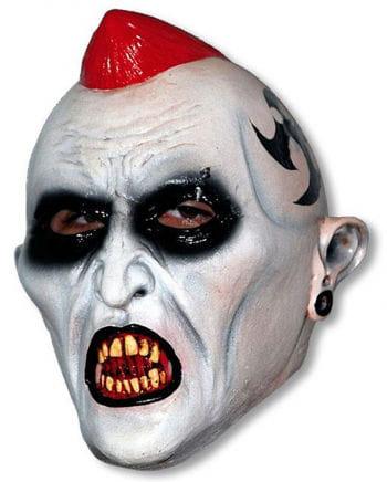 Evil Punk Latex Maske