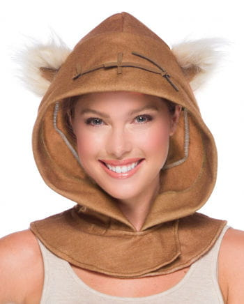 Ewok Hooded Cap
