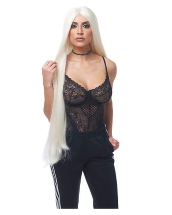 Extra Long Wig Kim Blond