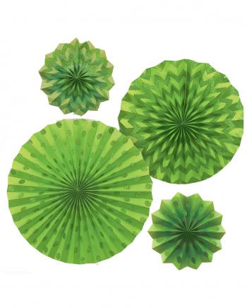 Fan Deco Set Green