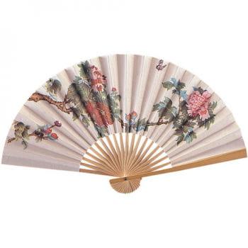 Geisha Fan