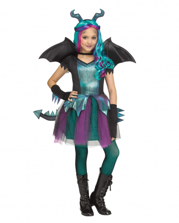 Fantasy Dragon Girl Costume