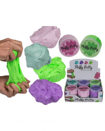 Coloured Modelling Clay, 1 Piece (different Colours)