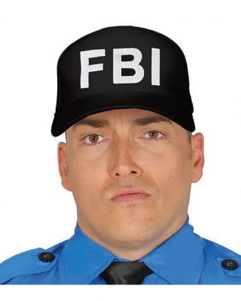 FBI Cap Black