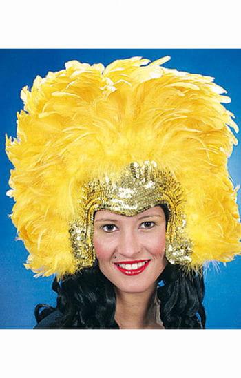 Feather headdress Samba