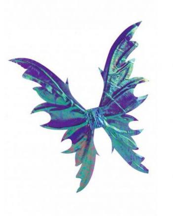 Feenflügel lila schimmernd