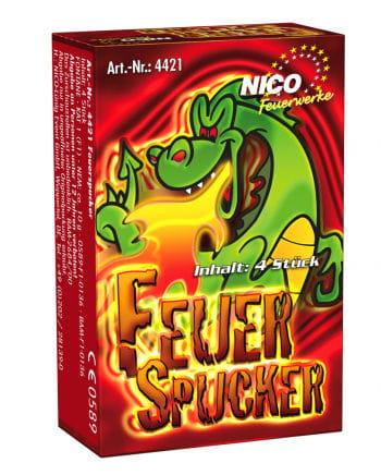 Feuerspucker 4er-Packung