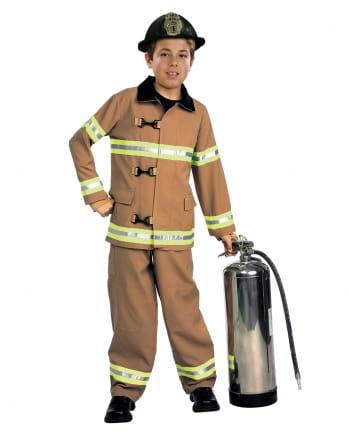 Feuerwehr Kinderkostüm