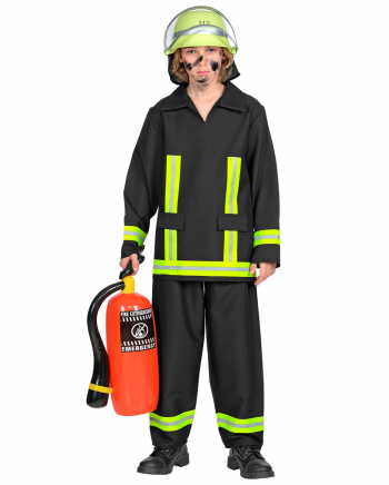 Fireman Costume For Children