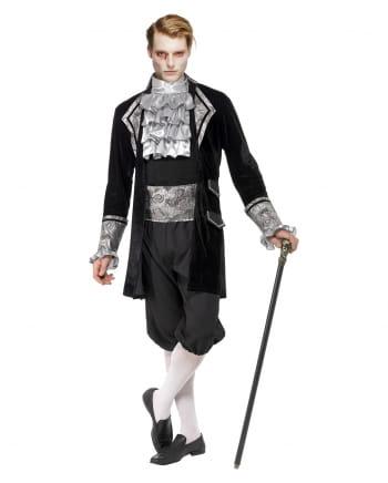 Elegantes Barock Vampir Kostüm