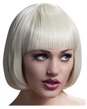 Mia Damen Perücke Blond