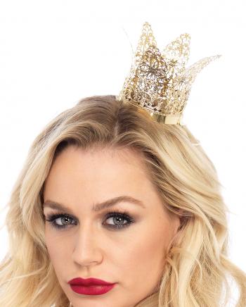 Filigree Princesses Crown Golden