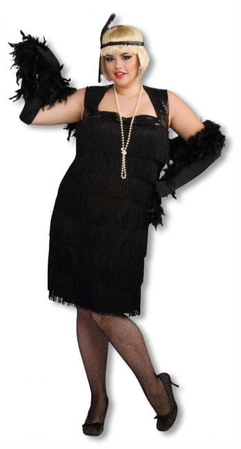 Charleston Flapper Costume XLarge