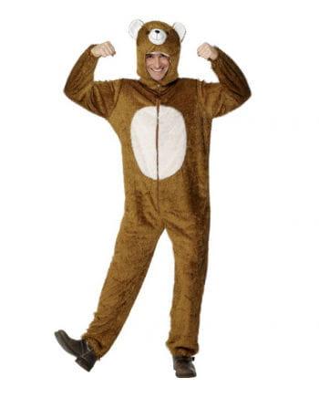 Fluffy Bear Suit