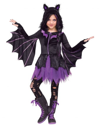 Bat Children Costume