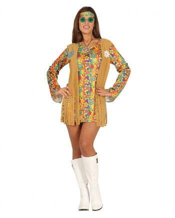 Allegra Hippiekostüm für Damen
