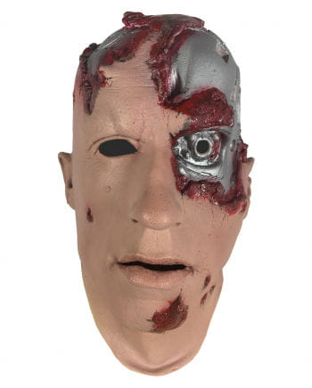 Schaumlatexmaske Terminator
