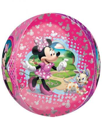 runder Folien Ballon Disney Minnie Mouse