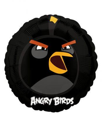Foil balloon Angry Birds Bomb