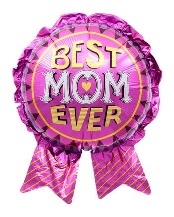Best Mom Ever Folienballon