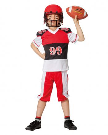 Kinderkostüm Football Spieler