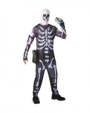 Skull Trooper Kostüm - Fortnite